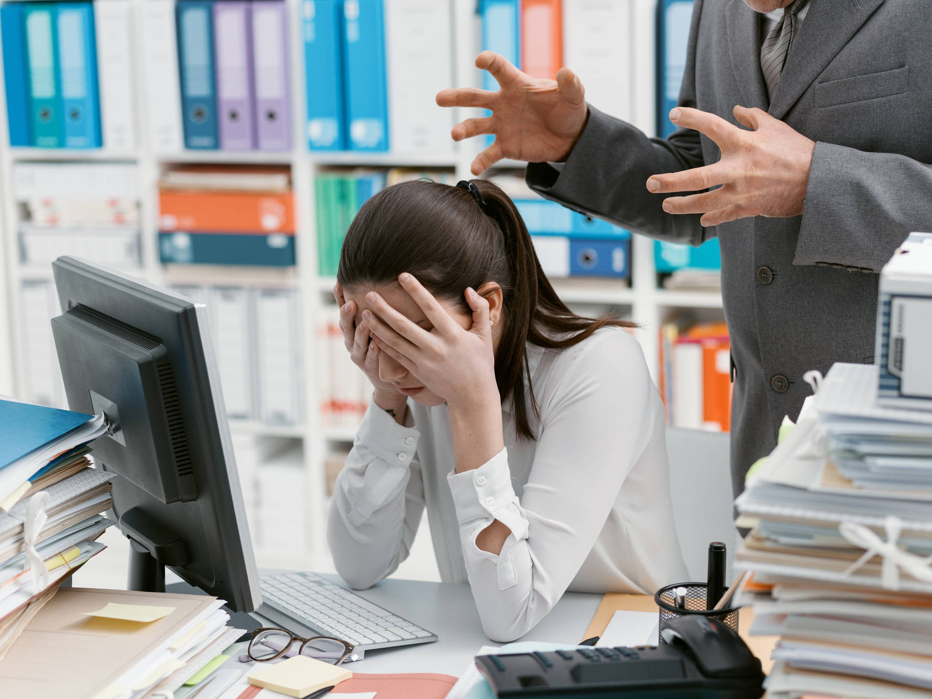 Signs of a Hostile Work Environments